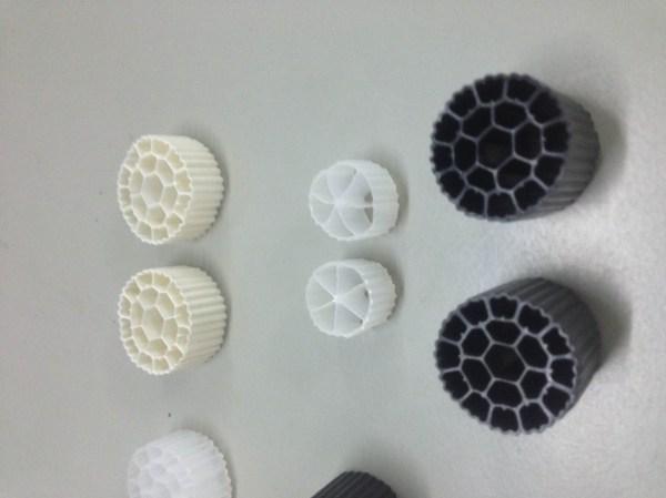 Đệm vi sinh dạng bánh xe
